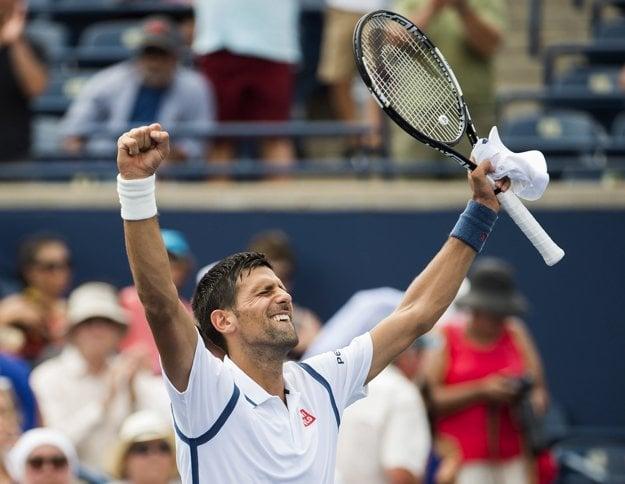 Novak Djokovič patrí k favoritom na olympijské zlato.