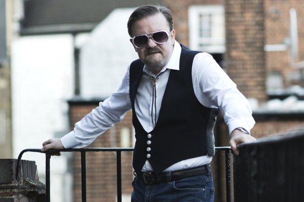 Ricky Gervais režíruje film The Life On The Road, kde si zahrá Davida Brenta, známeho šéfa zo seriálu The Office.