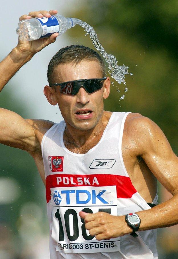 Robert Korzeniowski je legendou svetovej chôdze.