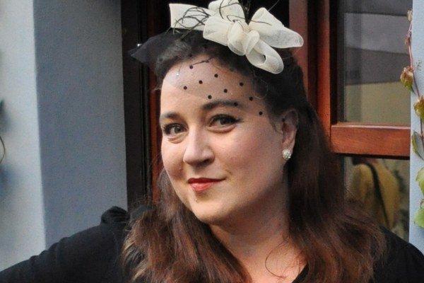Katarína Koščová.