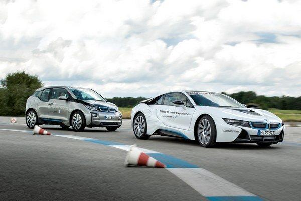 BMW i3 a i8