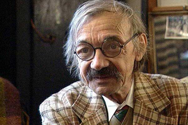 Josef Kemr. Obrovský talent ukrýval za výzor čudáka.