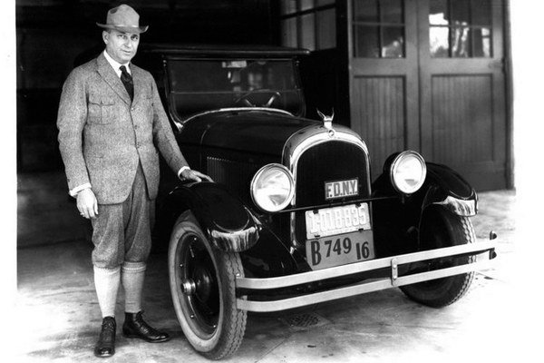 Walter Percy Chrysler