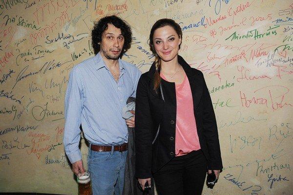 Jej partnerom je Pavel Liška. Spolu majú dcérku Ronju.