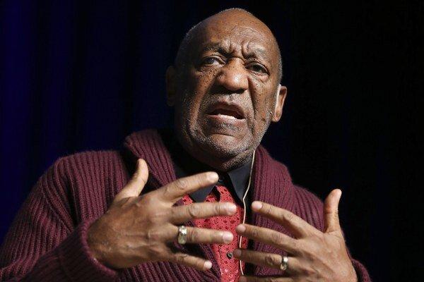 Bill Cosby. Populárny komik s temnou minulosťou.
