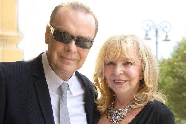 Hana Zagorová vystúpi 25. mája v Košiciach. Manžel Štefan Margita sa tu narodil.