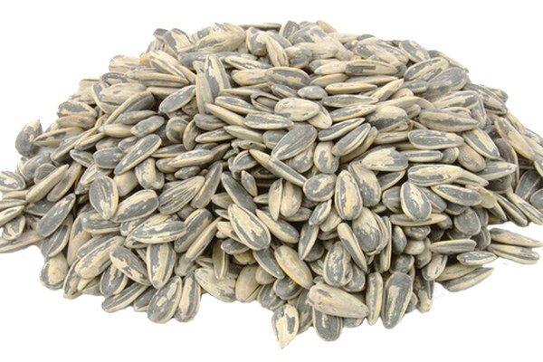 Slnečnicové semienka.
