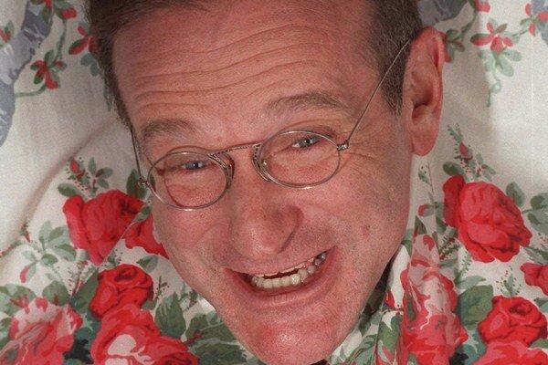 Nezabudnuteľný Robin Williams sa nezmazateľne zapísal do dejín kinematografie.