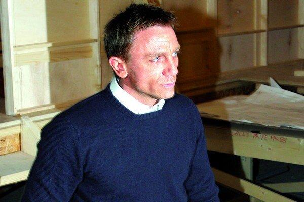 Daniel Craig bol najcharizmatickejší z Jamesov Bondov.