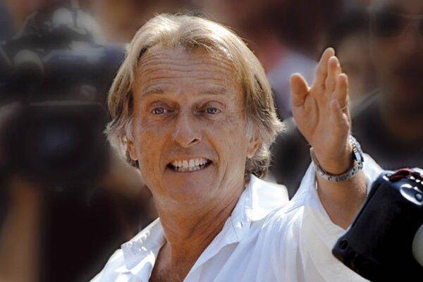 Markíz Luca Cordero di Montezemolo. Montezemolo šéfoval firme Ferrari 23 rokov a doviedol ju na výslnie automobilového športu.