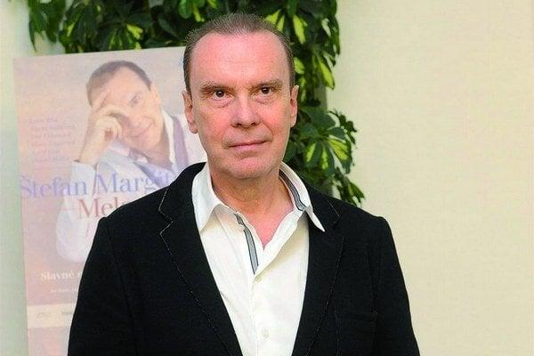 Štefan Margita je veľký pohoďák. Oddych sa často zvrhne na prácu.
