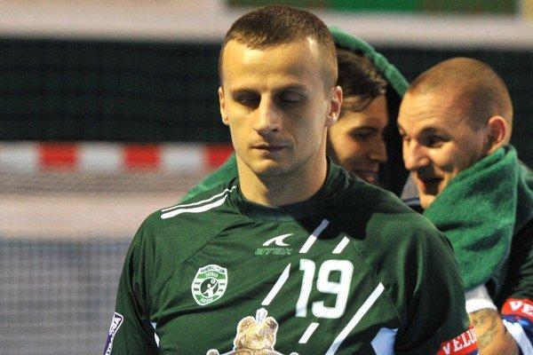 Radovan Pekár pri neúčasti trénera Trtíka viedol tím vo finále spolu s Vadimom Bražnykom.