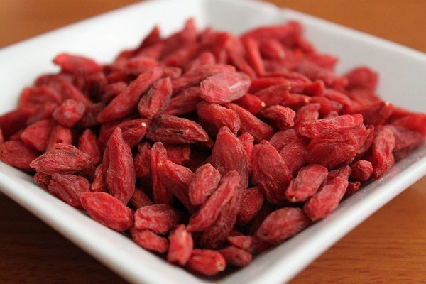 Goji - berries.