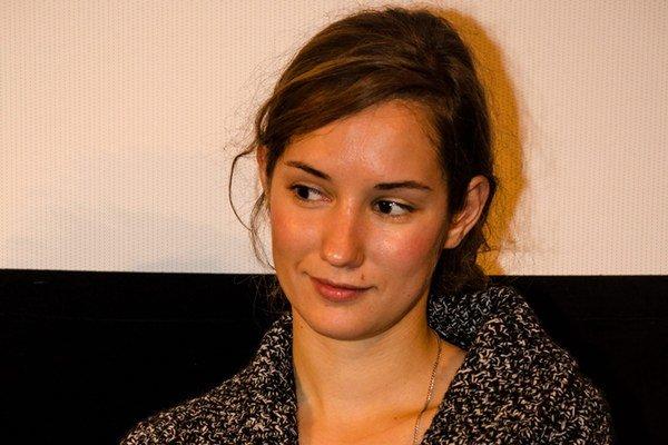 Eliška Křenková.