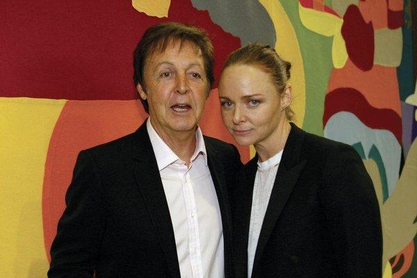 Dcéra s otcom. Priezvisko jej vraj v kariére nepomohlo.