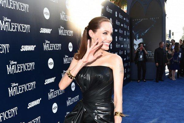 Angelina je úspešná a dokáže presvedčiť masy.
