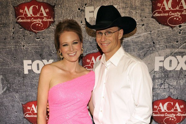 Jewel a jej manžel Ty Murray.