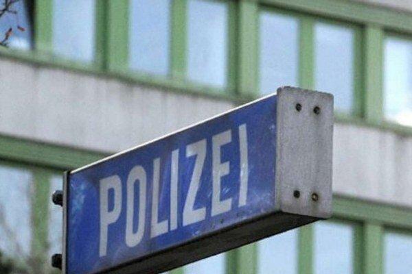 Polícia v Passau.