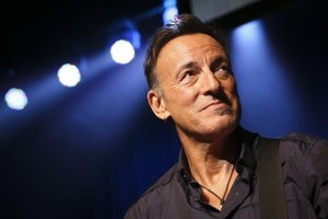 Bruce Springsteen..