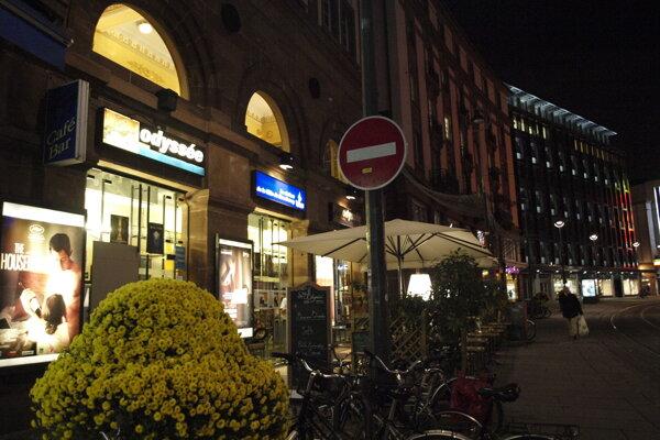 Kino Odysée v Štrasburgu.