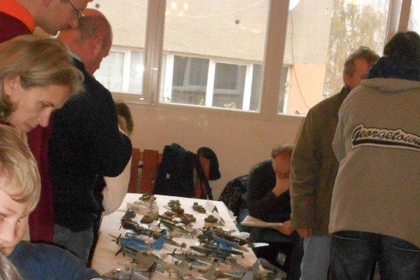Plastic model Košice zaujal.