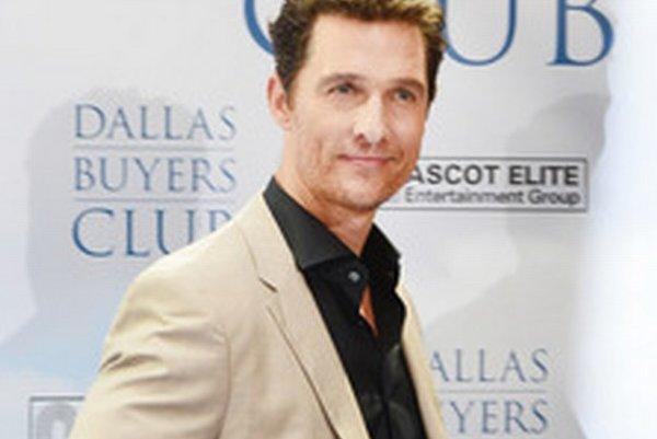 Matthew McConaughey odmietal romantické komédie.