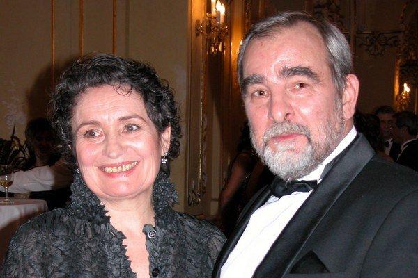 Eva Matejková a Marián Slovák. Vedia sa aj pohádať, no sú si veľkou oporou.