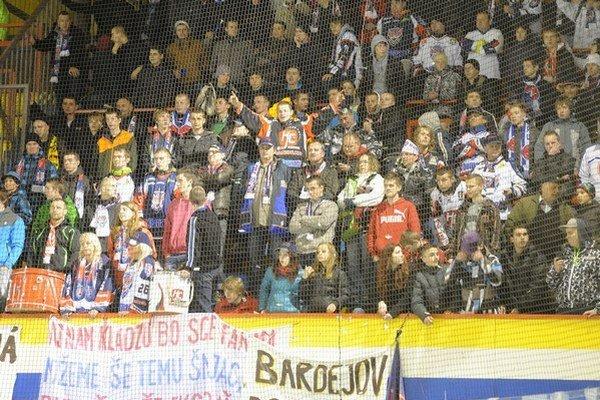 Fanúšikovia Bardejova majú dôvod na oslavu.