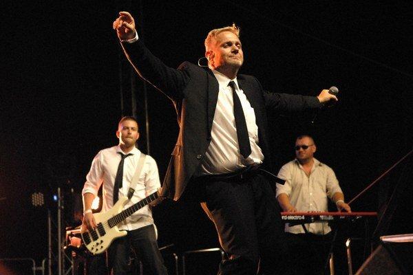 Janko Kuric, spevák dnes už kultovej kapely Vidiek.