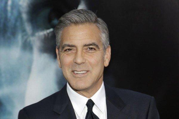 George Clooney. Jeho životom prešla kopa krásnych žien, herec zostáva starým mládencom.