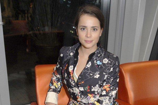 Gabriela Marcinková.