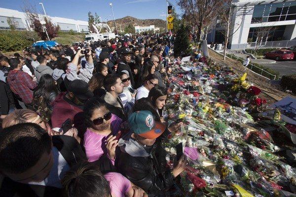 Spomienka. Prišlo 5-tisíc ľudí a uctili si pamiatku.