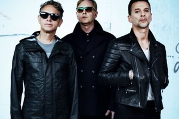 Depeche Mode. Na Slovensku sa im páči, vystúpia tu po tretíkrát.