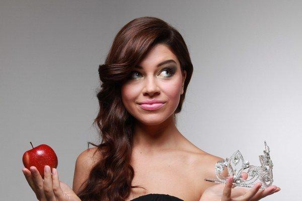 Miss Slovensko 2013 Karolína Chomisteková.
