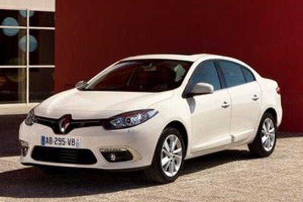Modernizovaný Renault Fluence. Fluence sa vyrába v Turecku a jeho modernizovaná verzia príde na trh v budúcom roku.