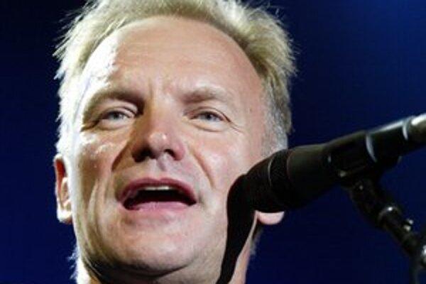 V Košiciach bude v sobotu koncert roka, do Steel Arény prichádza Sting.