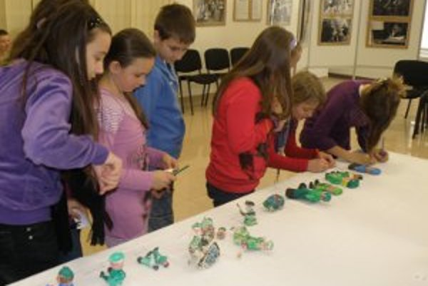 RKC Prievidza organizuje aj vzdelávacie podujatia pre školákov.