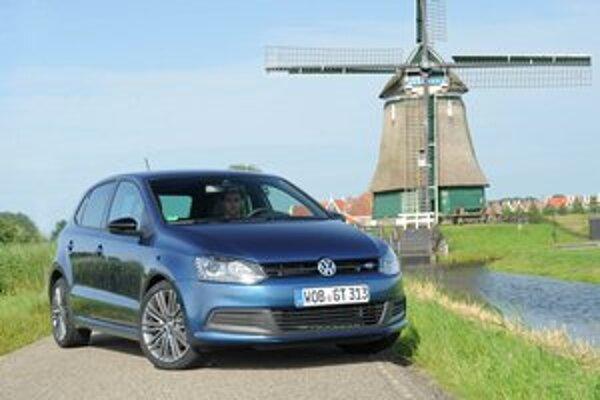 Volkswagen Polo Blue GT. Je to prvý model značky VW, ktorého motor je vystrojený systémom vypínania valcov z činnosti.