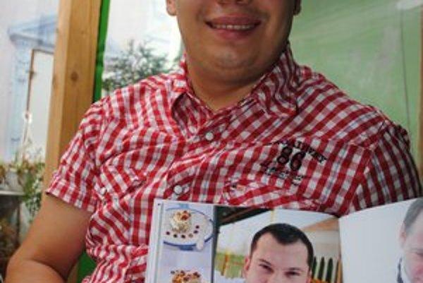 Peter Krištof rád varí tradičné jedlá.