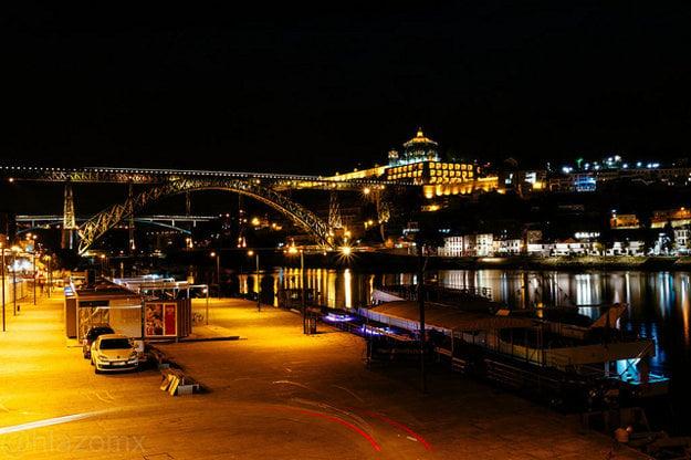 Dominanta Porta Most Ľudovíta I. funguje od roku 1886.
