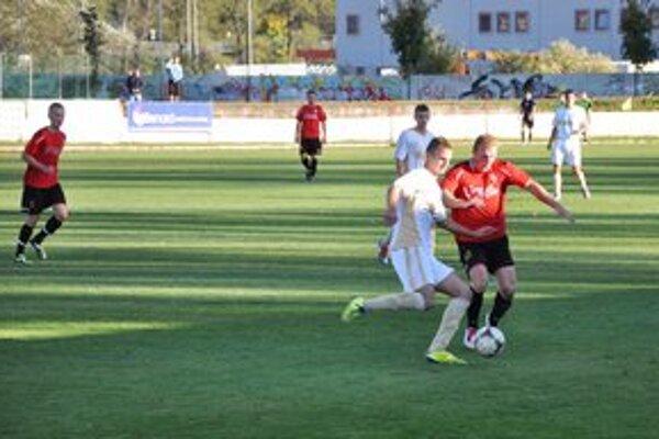 Opátčania s troma bodmi. Zo St. Ľubovne si ich odniesli aj vďaka Semanovmu gólu.