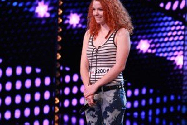 Talentovaná Košičanka. Denisin zaujímavý hlas dostal aj takú hviezdu ako Lucie Bílá.