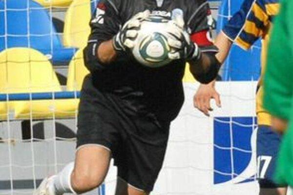 Brankár Novák je jedným z mála odchovancov Moldavy.