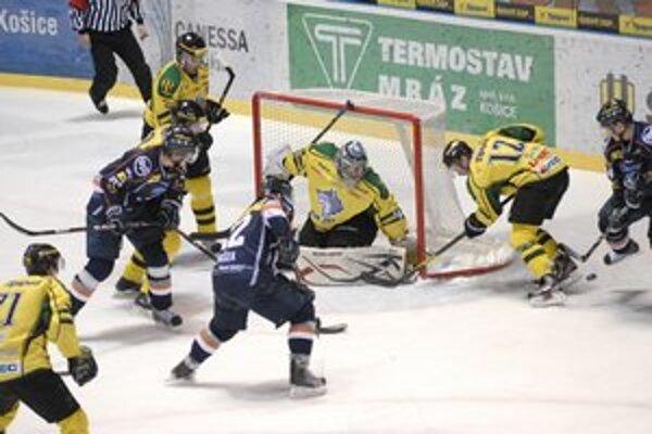 Zajtra duel so Žilinou. Hokejistov Košíc čaká ďalšie vystúpenie v Steel Aréne.