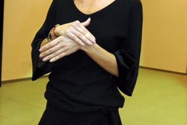 Riaditeľka Miss Silvia Lakatošová.