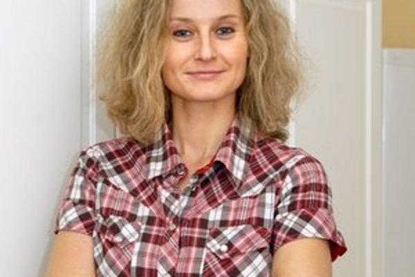 Sopranistka Lucia Knoteková si váži každú spevácku príležitosť.