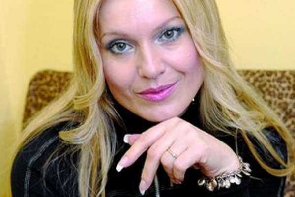 Marcella Molnárová má postavu ako lusk.