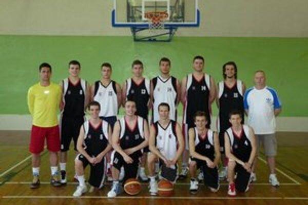 Juniori TYDAM UPJŠ Košice. V Považskej Bystrici sa predstavia na Final Four.