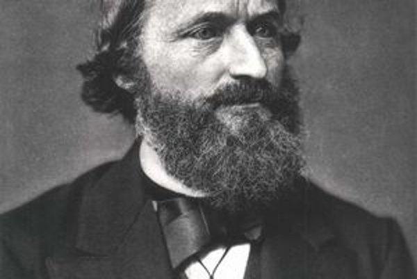 Gustav Robert Kirchhoff. Kirchhoff sa venoval teórii elektrických obvodov, spektroskopii a vyžarovaniu telies.