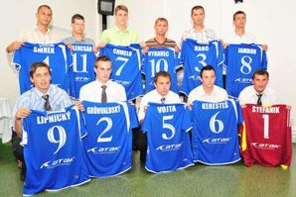 Jedenástka VsFZ pre ročník 2010/2011. Najlepší futbalisti východoslovenského regiónu podľa hlasovania trénerov.